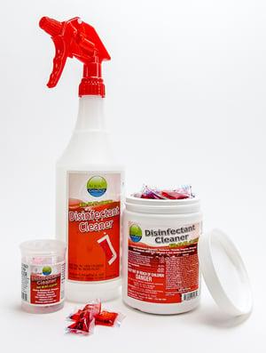 Kit-DisinfectantCleaner