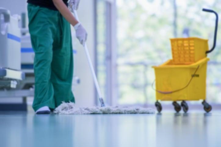 disinfectant use in a hospital setting | aqua chempacs